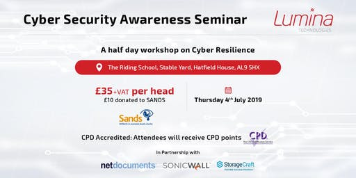 Cyber Security Awareness Seminar