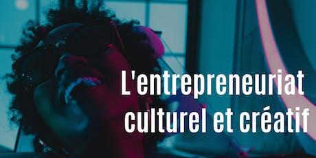 Les facteurs de succès dans l'entrepreneuriat culturel et créatif billets