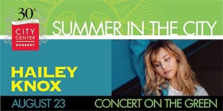 Hailey Knox tickets