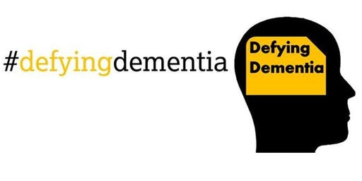 Defying Dementia Day 2019: Living well with dementia and developments in research