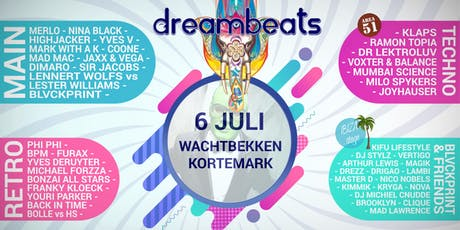 Dreambeats Festival 2019 tickets
