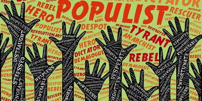 Public Intellectuals, Popularity, and Populism