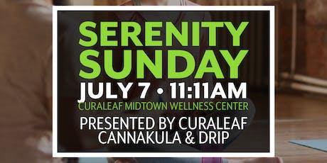 Serenity Sunday tickets