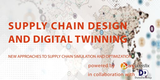 Seminar: Supply Chain Design and Digital Twinning with anyLogistix