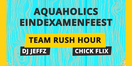 Aquaholics Eindexamenfeest tickets
