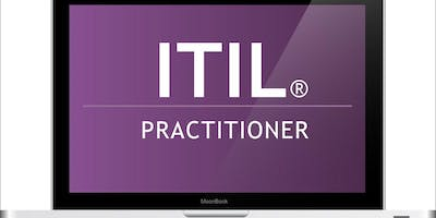 ITIL Practitioner 2-Days Classroom in New York City