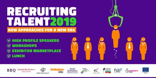 RECRUITING TALENT 2019: New Approaches for a New Era