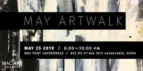 May Artwalk tickets