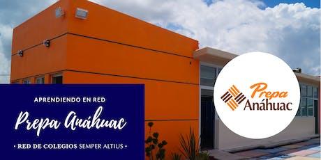 Tutores, la nueva manera de gestionar el liderazgo - Prepa Anáhuac México campus Oxford boletos