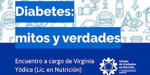 Diabetes: mitos y verdades