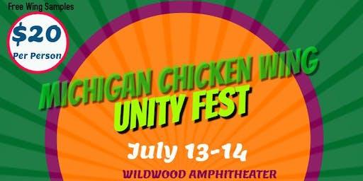 "Michigan Chicken Wing ""Unity"" Festival"