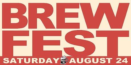 BrewFest  tickets