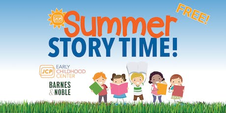 Summer Story Time at Barnes & Noble Tribeca tickets