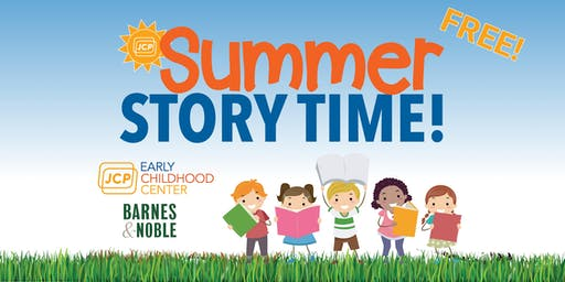Summer Story Time at Barnes & Noble Tribeca