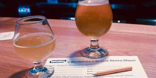 Brainiacs and Brews: Aeronaut Brewery (Oct. 2019)