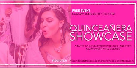 Quinceañera Showcase - A taste of DoubleTree by Hi tickets