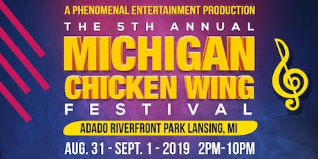 2019 Michigan Chicken Wing Festival tickets