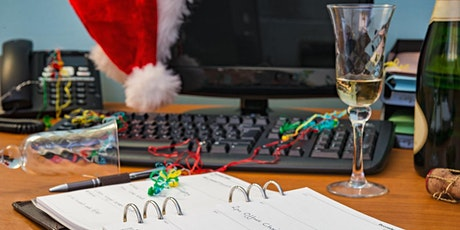 """Murder Mystery Night """"Office Christmas Party""""  tickets"""
