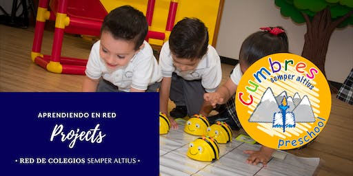 Projects in preschool - Instituto Cumbres Tijuana