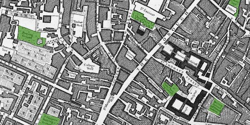 Southwark's Lost Burial Grounds