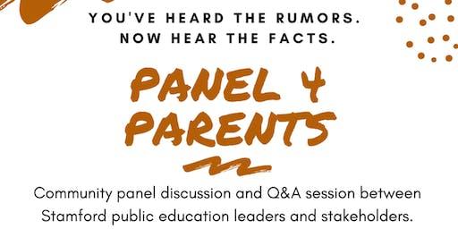 Panel 4 Parents