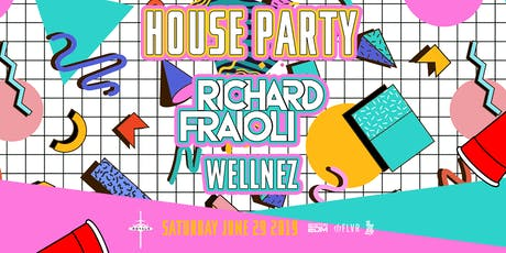 Royale Saturdays: Richard Fraioli's House Party tickets