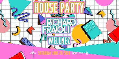 Royale Saturdays: Richard Fraioli's House Party tickets