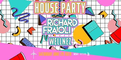 Royale Saturdays: Richard Fraioli's House Party