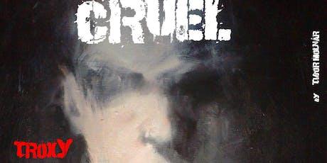Cruel - the rock opera tickets