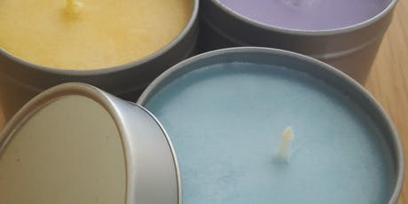 Scented Candle Making Workshop tickets