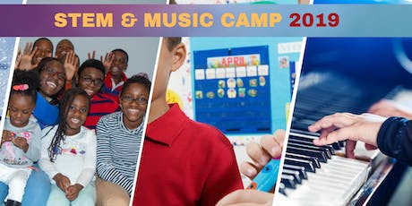 Stem And Music Summer Camp 2019 tickets