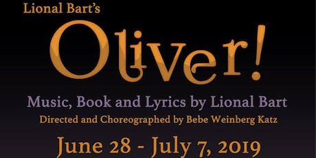 Oliver tickets