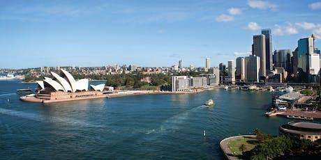Dîner-Conférence : Découvrir l'Australie et l'Accord de Partenariat Transpacifique (PTPGP) billets