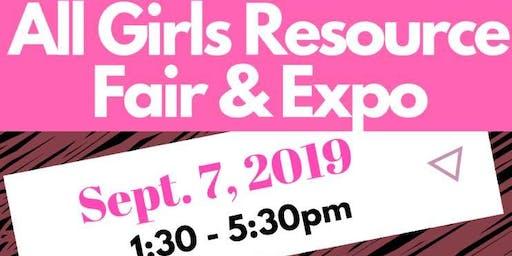 All Girls Resource Fair & Expo