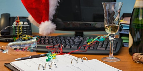 """Murder Mystery Evening """"Office Christmas Party""""  tickets"""