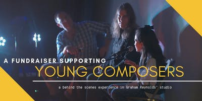A Fundraiser for Young Composers