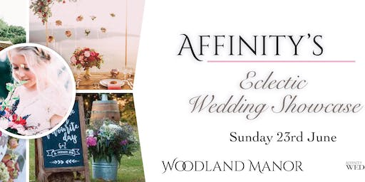 Affinity Eclectic Outdoor Wedding Show