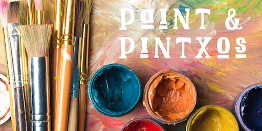 Paint & Pintxos