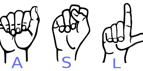 Let's Share Skills! American Sign Language tickets