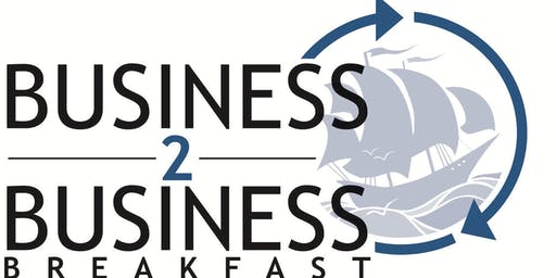 August Business-2-Business Breakfast with St. Vincent's