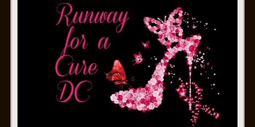3rd Annual Runway for a Cure DC: Living Out Loud in Style