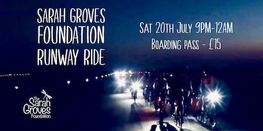 Sarah Groves Foundation Runway Ride (Airport Sportive) 2019