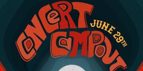 Concert Campout tickets