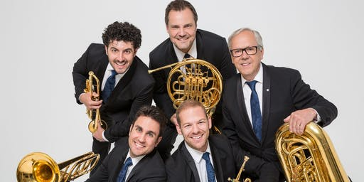 CANADIAN BRASS at TRINITY, SOUTHPORT