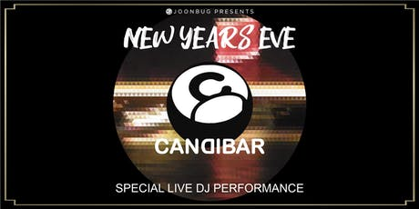 Joonbug.com Presents Candibar New Years Eve 2020 Party tickets