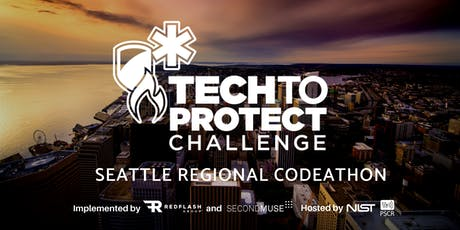 Tech to Protect Challenge: Seattle, WA tickets