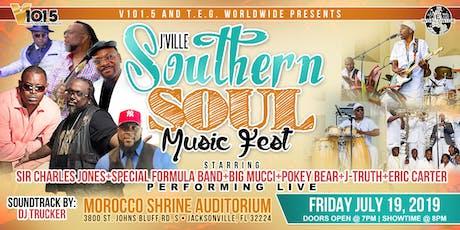 J'VILLE SOUTHERN SOUL MUSIC FEST! tickets