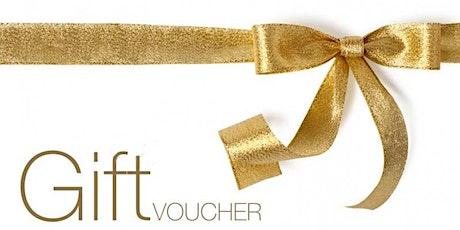 Gift vouchers tickets