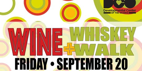 Wine & Whiskey Walk for DCO tickets