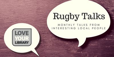 Rugby Talks at Rugby Library - Spacehive crowdfunding with WCC